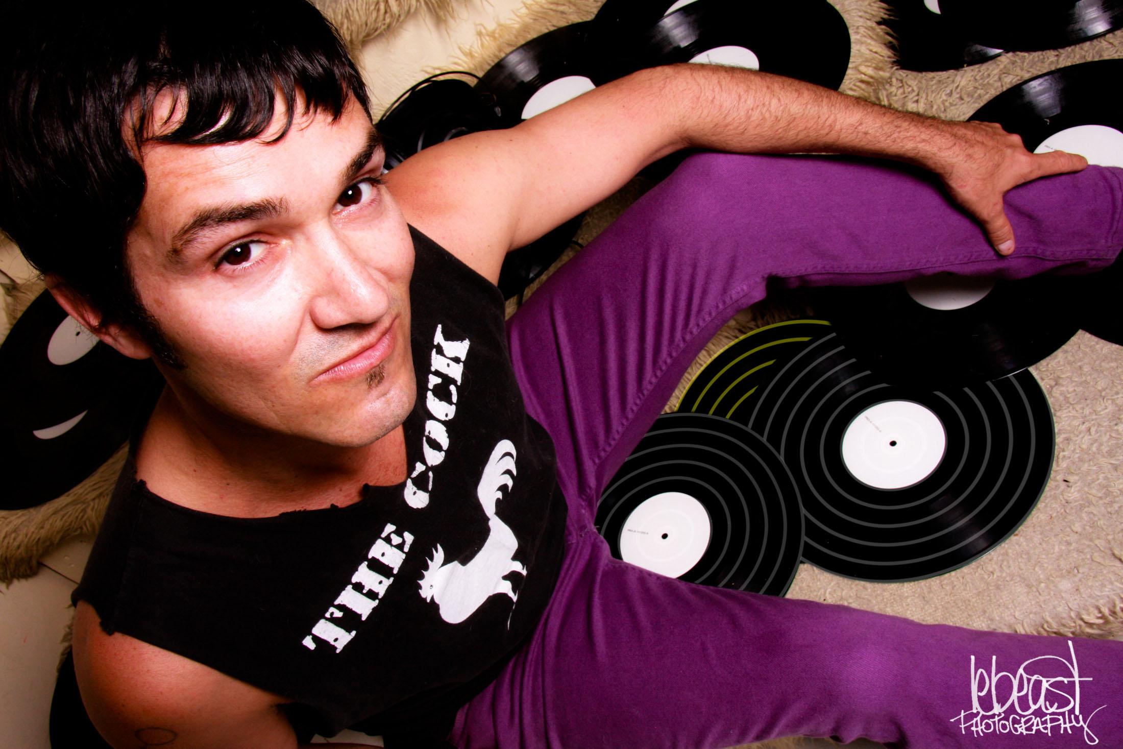 DJ DICKEY DOO press image